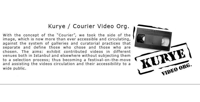 Kurye/ Courier Video Org.