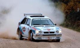 Rally Grupo B Lancia Delta S4