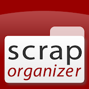 Scrap Organizer iPhone app