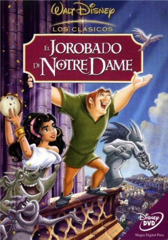 Ver El jorobado de Notre Dame (1996) Online