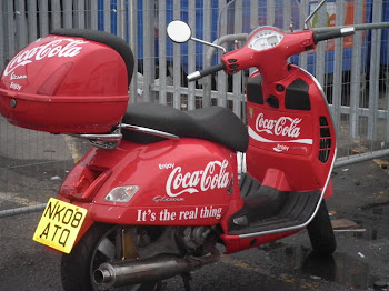What some people will do for a Coca Cola