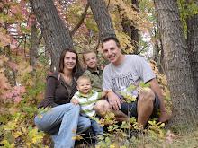 Brady, Krista, Dylan and Dax