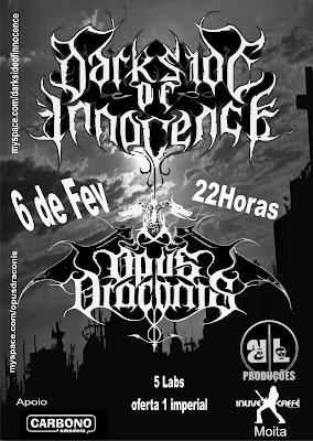Darkside Of Innocence + Opus Draconis