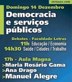 Fórum sobre Serviços Públicos