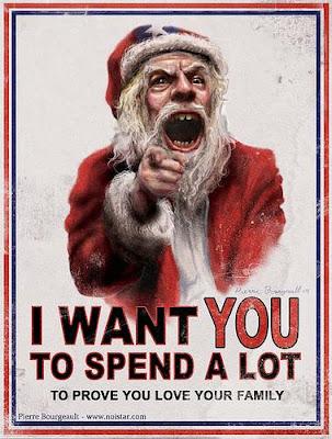 Pai Natal consumista