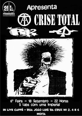 Crise Total + R12 + Ervas Daninhas