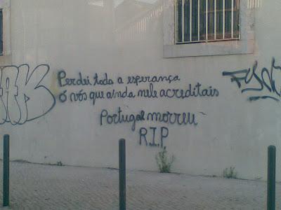 Portugal Morreu