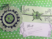 Dotty Invitation Set