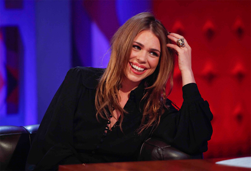 Pictured above is BILLIE PIPER (Rose Tyler) on this week's Friday Night With ...