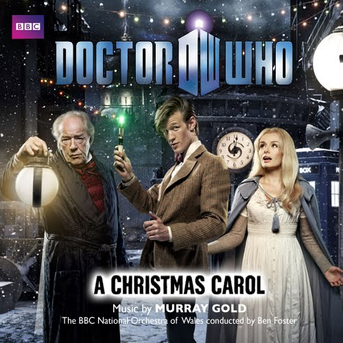 MULTI] Doctor Who: A Christmas Carol - Murray Gold (OST) (2011)