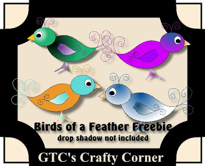 http://gtc-craftycorner.blogspot.com/2009/08/birds-of-feather-freebie.html