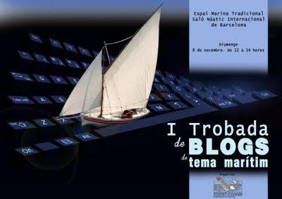 I Trobada de blogs de tema marítim