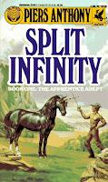 cover of Split Infinity