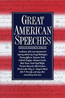 cover of Great American Speeches