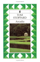 cover of Tom Stoppard's 'Arcadia'