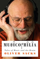cover of Oliver Sack's 'Musicophilia'