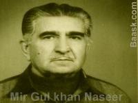 شاعر بلوشستان مير كَل خان نصير 1914-1986