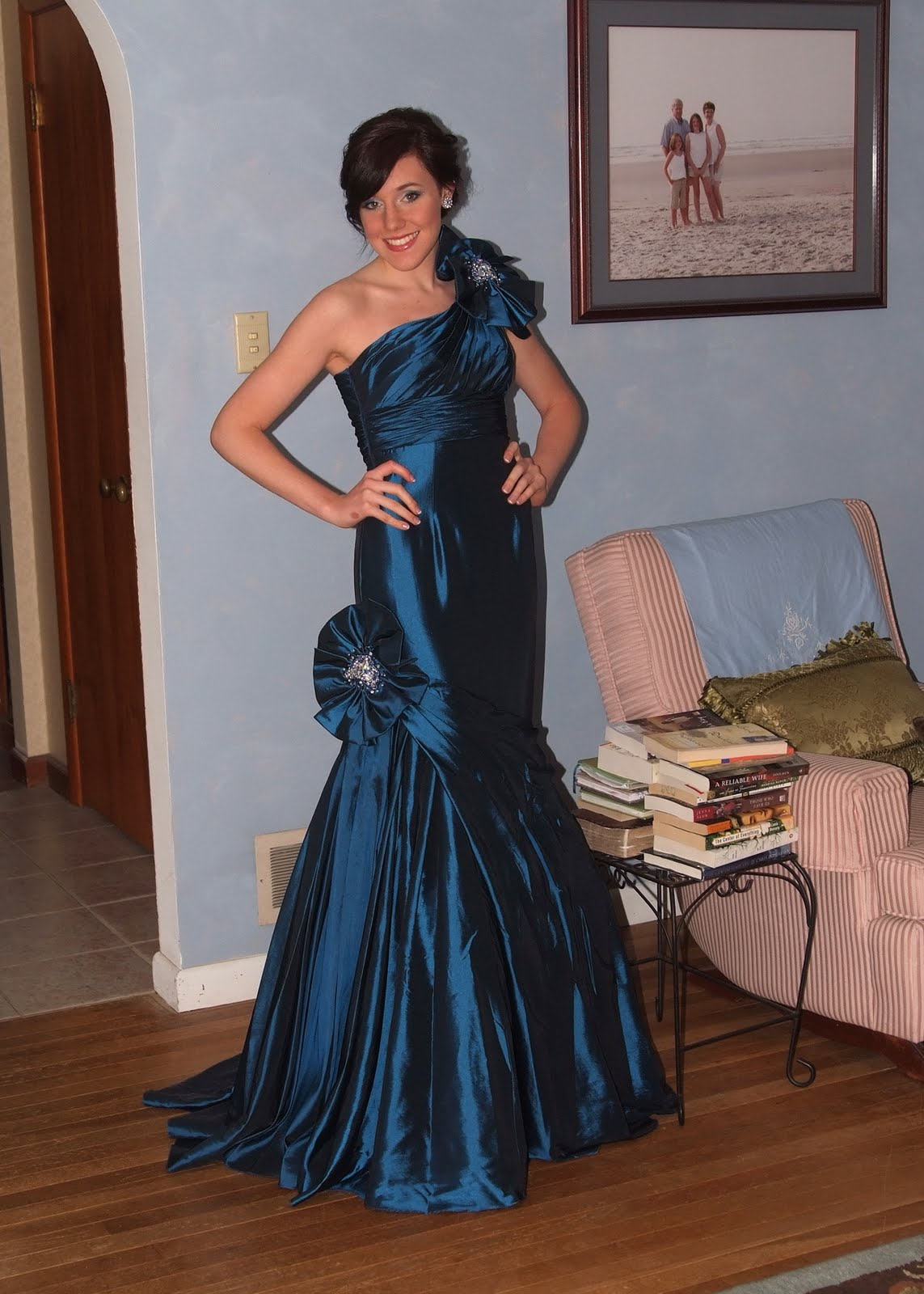 my first prom After my first prom, my date — who was my boyfriend at the time — and i went  back to my friend's house i think there was this unspoken vibe.