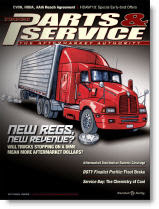 Amostras Grátis  Revista Truck Parts&Service