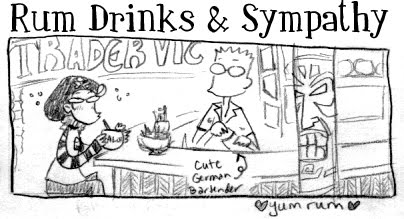 Rum Drinks and Sympathy