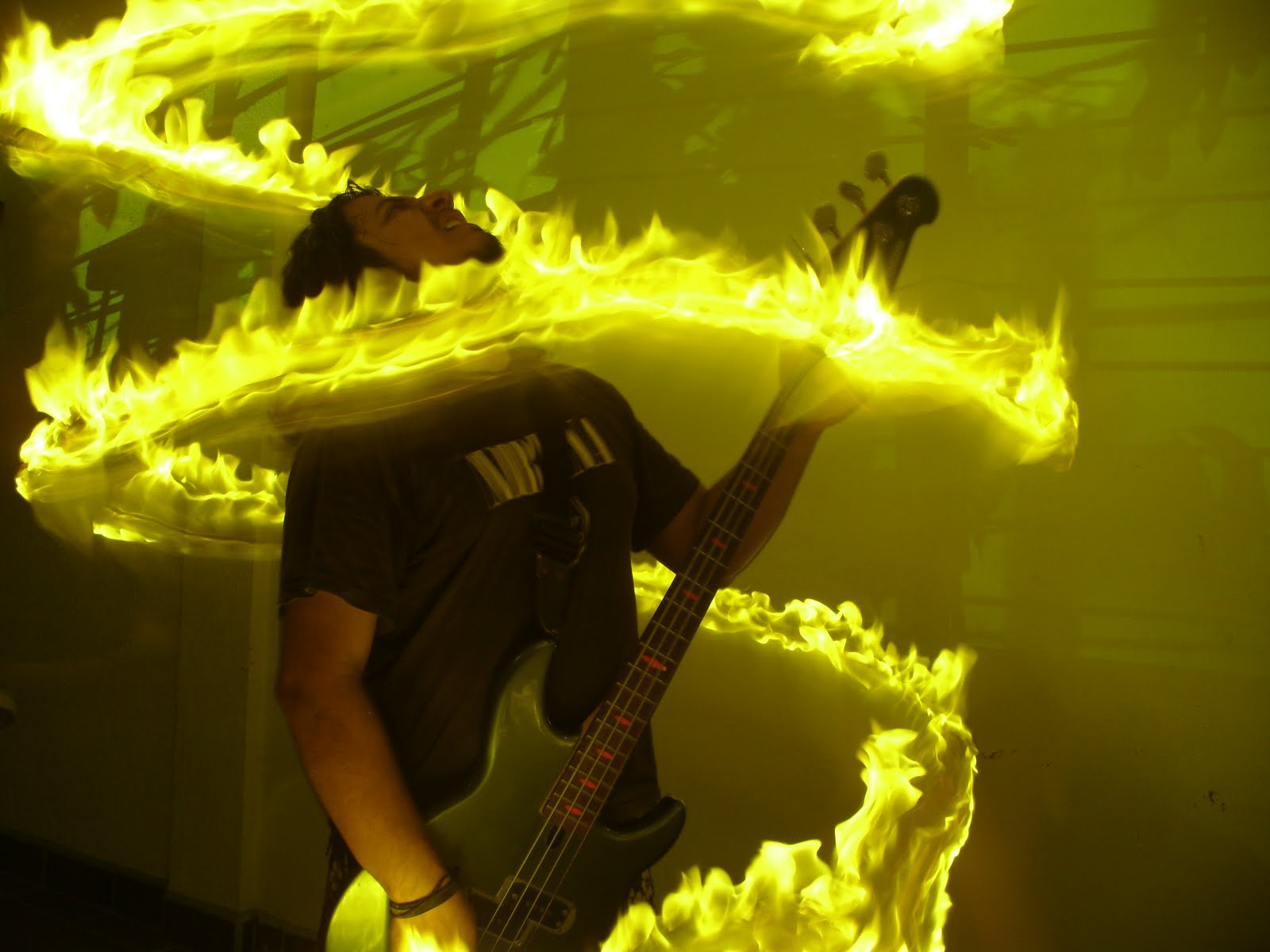 Light Painting!! FIRE!