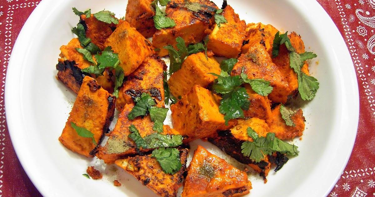 Enjoy Indian Food: Tandoori Tofu