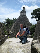 Mayan Pyramid- Tikal, Guatemala 2007