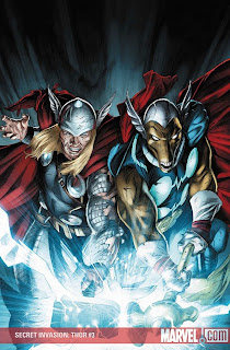 Hulk vs Thor Asgard marvel superhero animated cartoon Bruce Banner Beta Ray Bill