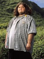 Hurley Hugo Reyes Lost Jorge Garcia