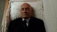 John Locke Terry O'Quinn Lost Funeral Dead Coffin Jeremy Bentham