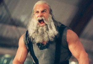 Santa Slay bill goldberg angry evil clause
