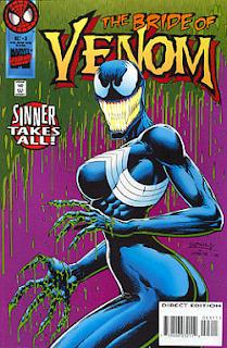 female venom ass butt marvel comic superhero