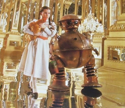 Return to Oz Dorothy Gale Tik Tok