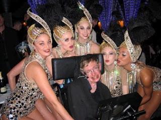 Stephen Hawking pimping