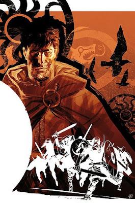Northlander Sven the returned Brian Wood Davide Gianfelice DMZ