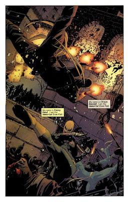 Immortal Iron Fist Brubaker Fraction Aja Orson Randall