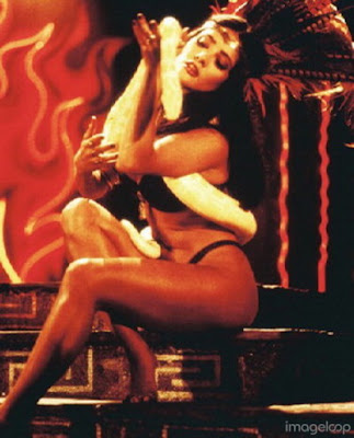 Salma Hayek From Dusk til Dawn stripper