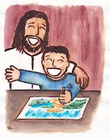 Drawing With Jesus