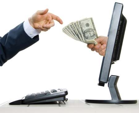 How to make money online visiting websites online
