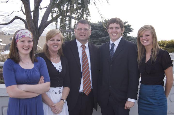 The Slade Family