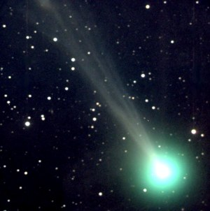 Comet 46P/Wirtanen's Green Glow Is Already Twice As Big As A Full Moon Leonid_meteor_shower_2