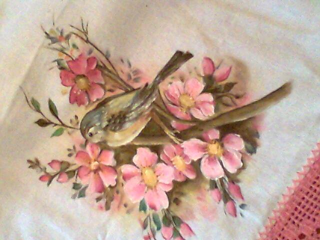 Pintura Em Tecido Suzy