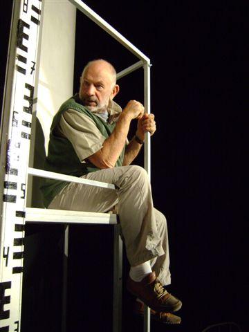 NORMAN BRISKI- autor, director, maestro y actor