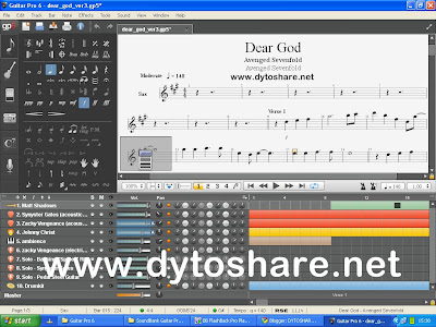 GP2 Guitar Pro 6.1.1 r10791   Full Version
