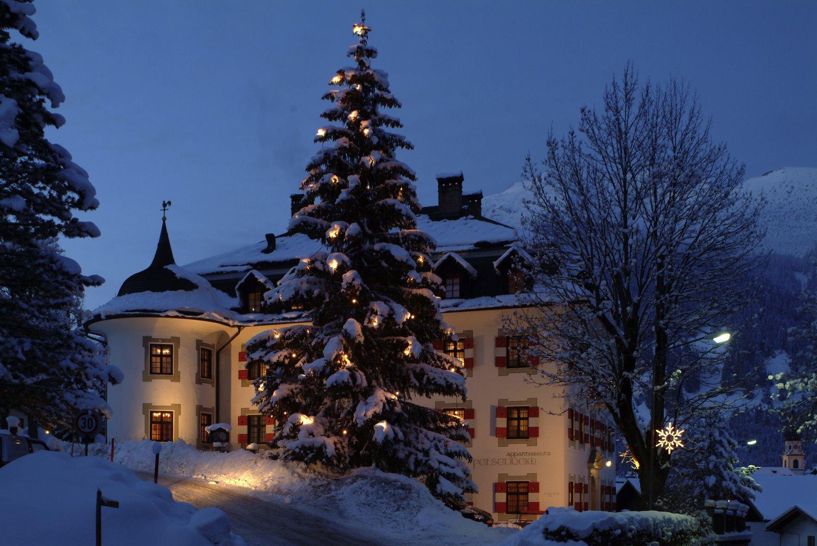 Witte Kerst Huis : De zugspitzarena in tirol ik droom van een witte kerstu