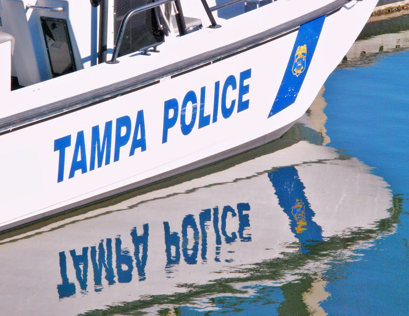 The Tampa Police Department has a Marine Unit which is responsible for law ...