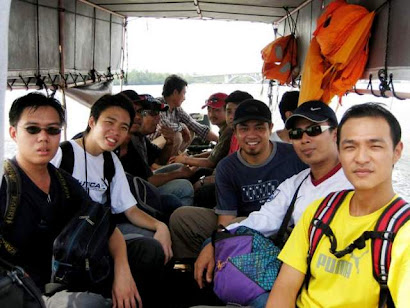 'ada bran', mancing sama-sama, cool trip, cool journey
