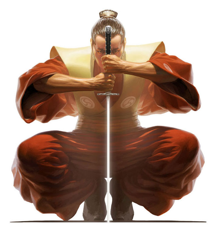 Samurais y Ninjas  SwordOfTheSamurai