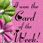 Card of the Week Jan 2011