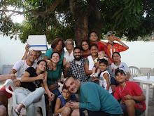 Biricuticos, Irmãos da caminhada, Mártires do samba, Batuqueiros da pesada, Plantadores de sonhos.